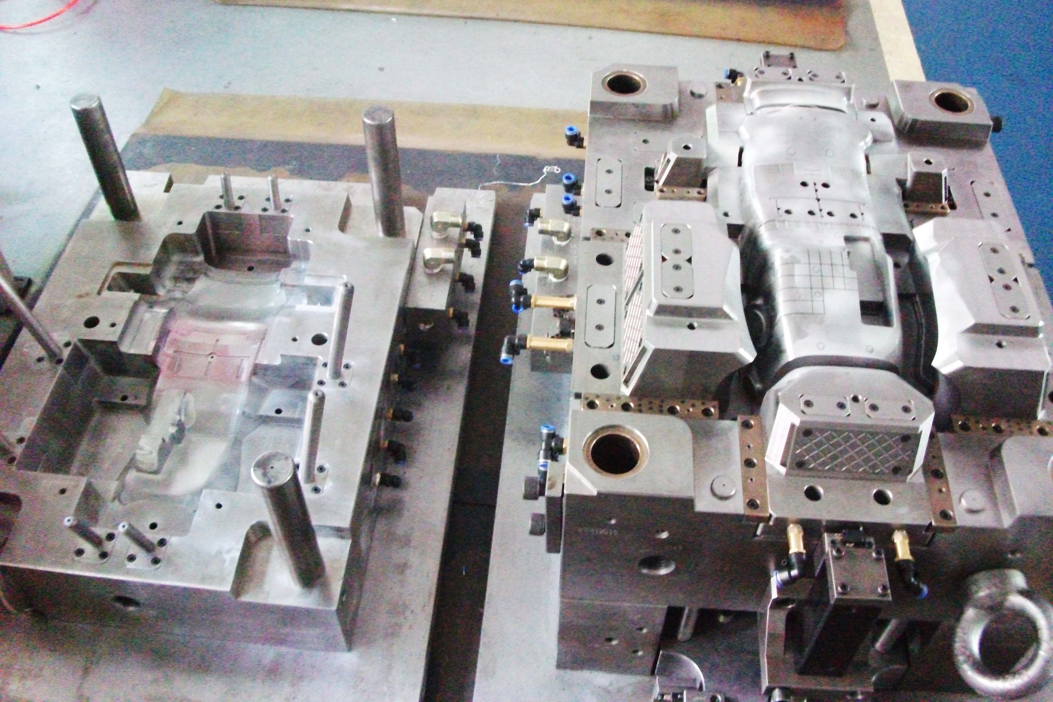 Nordition Core Competence Mold Building